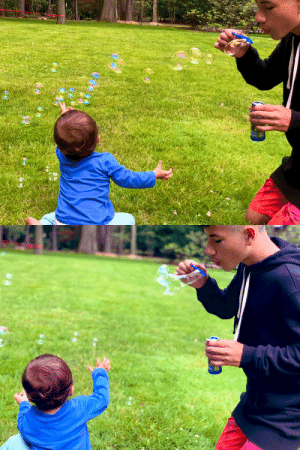 Get you a cousin who will blow bubbles for hours https://t.co/9OQltXJfs2: Get you a cousin who will blow bubbles for hours https://t.co/9OQltXJfs2