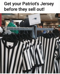Memes, Patriotic, and 🤖: Get your Patriot's Jersey  before they sell out!  DIC  PATRIOT TRAM APPARE Oh boi 😂😂🤷♂️🤦♀️