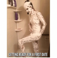 I would say 50% of prepping for a first date is usually spent on shaving. buzzfeed lol truth relatable lmao qotd wordsofwisdom betches basic instaglam dating: GETTING READY FOR A FIRST DATE I would say 50% of prepping for a first date is usually spent on shaving. buzzfeed lol truth relatable lmao qotd wordsofwisdom betches basic instaglam dating