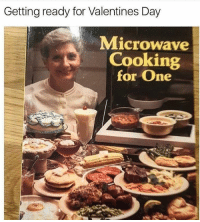 Gym, Valentine's Day, and Microwave: Getting ready for Valentines Day  Microwave  Cooking  for One All ready to go 😂