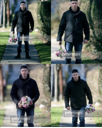 getty  Steve Sa  getty  images  Sand  gettyimages  Steve Sands New set photos of Jon Bernthal from The Punisher series! 💀 ------ Credit: GettyImages - Via: @amzingfantasy