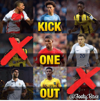 """Memes, 🤖, and Hosted: GEV  irat  KICK  ONE  OUT  @Host ase Kick One Out """"Youngsters"""" (3) Sanches is out! Comment the youngster you think has the LEAST potential, the biggest talent will remain 🔥 Follow me @footy.base for more! ❤️"""