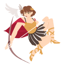Gladiator, Lol, and Target: ggniusartstu geniusartstuff: Roman Gladiator Magical Girl!! check the arrow details by clicking the image lol Speedpaint under the cut, art tag in tags Keep reading