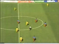 Memes, Goal, and Romanian: Gheorghe Hagi now owns and manages Romanian side FC Viitorul Constanța.  Remember this goal he scored at USA 94?! https://t.co/0tppduZ0gE