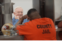 Hello, Jail, and Reuben: @GhettoGronk  COUNTY  JAIL Hello Reuben, so I hear you like getting arrested.... https://t.co/Kziak98aCS