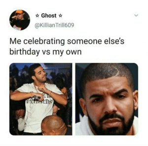 Reality is often disappointing. by Master1718 MORE MEMES: Ghost *  @Killian Trill609  Me celebrating someone else's  birthday vs my own  D8 Reality is often disappointing. by Master1718 MORE MEMES