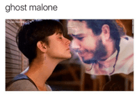 Memes, Best, and Ghost: ghost malone  @dabmo My 3 year old thought of this one. Also shoutout to @picsbyrobert who made the best one and I think the first one