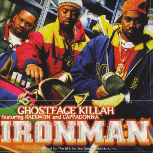 todayinhiphophistory:  Today in Hip Hop History:Ghostface Killah released his debut solo album Ironman October 29, 1996: GHOSTFACE KTLLAH  featuring RAEKWON and CAPPADONNA  IRONMAN  Produced by The RZA for Wu-Tang Productions, Tnc todayinhiphophistory:  Today in Hip Hop History:Ghostface Killah released his debut solo album Ironman October 29, 1996