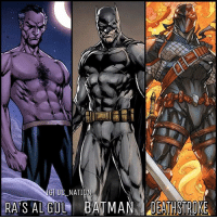 Batman, Memes, and Superman: GIDC NATION  ATMAN DEATH STROKE  RAYS ALOGUL Who's the best fighter? Who would win in a triple threat? dc dccomics dceu dcu dcrebirth dcnation dcextendeduniverse batman superman manofsteel thedarkknight wonderwoman justiceleague cyborg aquaman martianmanhunter greenlantern theflash greenarrow suicidesquad thejoker harleyquinn comics injusticegodsamongus