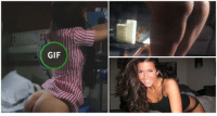 How to spot a bad girl from a mile away.: GIF How to spot a bad girl from a mile away.