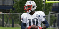Memes, Patriotic, and 🤖: Gillette How will @JOSH_GORDONXII fit into the @Patriots' offense? https://t.co/72ITn3eNWy https://t.co/p1y5wpMSAl