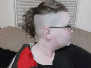 Just Fuck My Shit Up, Look, and Mullet: Gimme that mountaintop mullet look