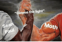 """oth: """"Gimme the light""""  Sea  oth"""
