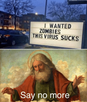 Gimmie Zombies.: Gimmie Zombies.