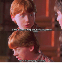 ❧ click more! - qotp: do you ship hinny? not really🤧 ❧ hey guys, sorry about not posting yesterday..i was at universal with my cousins. now i'm at the mall yay❤️ - ❧ron chamberofsecrets ❧ harrypotter: Ginny's been talking about you all summer!  Ginnv's been talking about you all summer!  @scarspotter  ltisa bit annoying, actually ❧ click more! - qotp: do you ship hinny? not really🤧 ❧ hey guys, sorry about not posting yesterday..i was at universal with my cousins. now i'm at the mall yay❤️ - ❧ron chamberofsecrets ❧ harrypotter