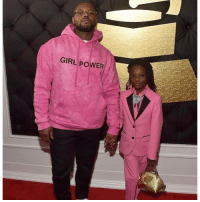 Memes, ScHoolboy Q, and Schoolboy: GIRL POWER Okay Schoolboy Q! This is how you teach your daughters how to be QUEENS. 👑Support, love and time. Speak life into your babies. Show them how valuable they are. blackdadsaremagical @lt_or_bust 17thsoulja BlackIG17th grammys2017