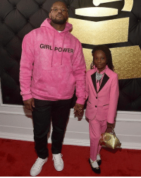 Memes, Wshh, and 🤖: GIRL POWER SchoolBoyQ went to the Grammys only because his daughter wanted to go 👌 WSHH