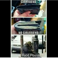 You got maybe some more RP to spare?: GIRLFRIEND  NO GIRLFRIEND  Riot Points You got maybe some more RP to spare?