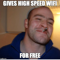 Love, Flight, and Free: GIVES HIGH SPEED WIFI  FOR FREE