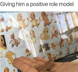 https://t.co/9amq3I5Y5Z: Giving him a positive role model https://t.co/9amq3I5Y5Z