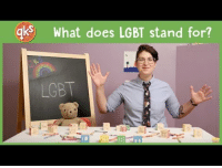 "Best Friend, Cats, and Children: gk  What does LGBT stand for?  LGBT  4 <p><a href=""http://thatfuccshit.tumblr.com/post/155867769314/proudblackconservative-what-fresh-hell-is"" class=""tumblr_blog"">thatfuccshit</a>:</p>  <blockquote><p><a href=""https://proudblackconservative.tumblr.com/post/155867123529/what-fresh-hell-is-this"" class=""tumblr_blog"">proudblackconservative</a>:</p>  <blockquote><p>What fresh hell is this?</p></blockquote>  <p>the idea isn't terrible but the whole ""gay means happy!!"" Vibe can give kids the wrong message that they should want to be gay even if they aren't because it'll make them happy. She's definitely pushing the agenda way too hard for a children's show.</p></blockquote>  <p>That&rsquo;s the problem with it. The intentions might be good but the fact is you have to reduce these complex concepts so much to make them appropriate for children that they lose all meaning. She defines lesbians as &ldquo;girls who love other girls&rdquo; and bisexual people as &ldquo;people who love boys and girls&rdquo;, while comparing it to &ldquo;liking apples and bananas&rdquo;. There are a lot of different kinds of love beyond sexual love. Little kids love their dogs and their cats and their moms and their dads and their brothers and their sisters and their teachers and their cousins. You&rsquo;re going to have little girls thinking they&rsquo;re lesbians because they have a female best friend or they really like their lady teacher. Boys convinced they&rsquo;re bi because they love their mom and dad. It creates more questions than it answers. Maybe we should just accept the fact that certain things are not appropriate for children until they are old enough to understand more complex issues. This goes well beyond just teaching kids to be accepting and kind to everyone.</p>"