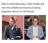 Being Alone, Christmas, and Home Alone: Glad to see Macaulay Culkin finally got  over the childhood trauma of being  forgotten about on Christmas  644 Home Alone 5: Homecoming