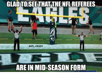 C'mon man..: GLADTOSEETHAT THE NFL REFEREES  @NFL MEMES  ARE IN MID-SEASON FORM C'mon man..