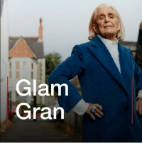 Fashion, Memes, and Teacher: Glam  Gran Dilys Price is flying high in the fashion world - aged 86. Not only is she the world's oldest solo female parachutist, she's now the face of global fashion brand @helmutlang. Tap the link in our bio 👆🏽 to read how the former teacher turned her passion into a modelling contract. fashion model instagood skydiving inspiration bbcnews