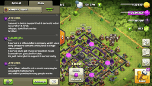 My small contribution: Global  ClaN  1/S  12H 27M  11326161  ONIİNe  4/19  829 232  6m  JITENDRA  Co-leader  i am not in boths support but t series is indian  so i preFer it First  why you dont like t series  brother  29729  all  Puil  Full  853  Full  6m  Tu$h@@j@in  Ill Elder  t series is a billion dollars company which uses  song creators content while pewd is single  man channel  tseries sould get music production house  license From youtube For that  itsjust not right to support t series bindly  Full!  RequestY  5m  JITENDRA  MAMBAR 1 DOSTI  'T Co-leader  Ad 14H  no brother behind is not a music company he  only start Fight beFore  and behind pewdiepie many people works  6  ReMove  CHalleNgeo  SHOP My small contribution