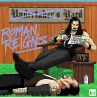 Roman Reigns, Wrestlemania, and The Undertaker: GNS BURIES  UNDERTAKER! Roman Reigns defeats the Undertaker at #WrestleMania