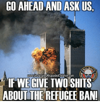 Memes, Shooters, and Orlando: GO AHEAD AND ASK US  1775  www.UncleSamsMisguidedChildren com  IFWE GIVE TWO SHITS  ABOUT THE REFUGEE BANI 💀 That's not the point as to where they were from. The point and let's all be real is the ideology that commits these acts. Boston bombing , the Orlando Club, the Marines in Chattanooga, FortHood Shooter etc The whole Moslem world celebrated this terrorist act in the streets or have you forgotten? And they still celebrate the anniversary. 👊💀👍 UncleSamsMisguidedChildren 💀 Check out our store. Link in bio. 💀 LIKE our Facebook page 💀 Subscribe to our YouTube Channel 💀 Visit our website for more News and Information. 💀 www.UncleSamsMisguidedChildren.com 💀 Tag and Join our Misguided Family @unclesamsmisguidedchildren Use code USMCNATION10 for 10% off MisguidedLife MisguidedNation USMCNation Apparel PewPewLife 2A Military MolonLabe veteran Troops MAGA Veterans AirForce Gun Capitalism USMC ARMY Navy K9 Infantry Grunt Guns Police Operator DonaldTrump Conservative Republican TrumpTrain TRUMP45