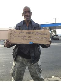 "<p><a href=""https://loloftheday.tumblr.com/post/166681476439/this-homeless-mans-sign"" class=""tumblr_blog"">loloftheday</a>:</p>  <blockquote><h2>This homeless man's sign</h2></blockquote>: GO ASHA <p><a href=""https://loloftheday.tumblr.com/post/166681476439/this-homeless-mans-sign"" class=""tumblr_blog"">loloftheday</a>:</p>  <blockquote><h2>This homeless man's sign</h2></blockquote>"