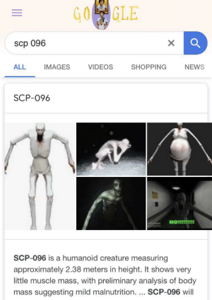 SCP-lRunning From Marv 2019 Colorized Instant Headcanon