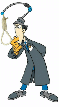 Go go gadget noose!