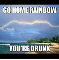 ~Luan~ Love Pride Lgbtq+: GO HOME RAINBOW  YOU'RE DRUNK ~Luan~ Love Pride Lgbtq+