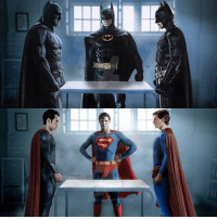 """Good afternoon Gothamites and I hope you're all having a terrific Tuesday! In a bit we'll continue """"50 Tales for 50 Years: A Celebration of Barbara Gordon""""! Until then, please enjoy these two edits of live action Batman and Superman by @g0xiii! Which World's Finest duo is your favorite? To see more of their amazing edits, please visit @g0xiii's website at Goxiii.deviantart.com and Twitter.com-G0xiii! Thanks for following and we'll have more History of the Batman soon! ✌🏼️💙💛📽: Go ILD  TART COM Good afternoon Gothamites and I hope you're all having a terrific Tuesday! In a bit we'll continue """"50 Tales for 50 Years: A Celebration of Barbara Gordon""""! Until then, please enjoy these two edits of live action Batman and Superman by @g0xiii! Which World's Finest duo is your favorite? To see more of their amazing edits, please visit @g0xiii's website at Goxiii.deviantart.com and Twitter.com-G0xiii! Thanks for following and we'll have more History of the Batman soon! ✌🏼️💙💛📽"""