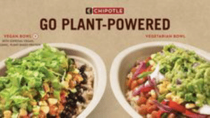 Chipotle Added Two New Vegan And Vegetarian Bowls To The Menu  Chipotle Added Two New Vegan And Vegetarian Bowls To The Menu: GO PLANT-POWERED Chipotle Added Two New Vegan And Vegetarian Bowls To The Menu  Chipotle Added Two New Vegan And Vegetarian Bowls To The Menu