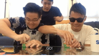 So... Kenny got both Xiao Ming and Bobby to take on the AYAMONFIRE challenge!!! TUNA-in and watch who wins!!!! Those who think they can do better than the winner can try it here: (click link in bio) sp: GO! So... Kenny got both Xiao Ming and Bobby to take on the AYAMONFIRE challenge!!! TUNA-in and watch who wins!!!! Those who think they can do better than the winner can try it here: (click link in bio) sp