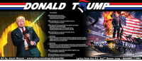 Donald Trump, American, and Etsy: GO TRUMP!  Wherever there's trouble.  Donald Trump is there!  Donald Trump is there!  Fighting to save the day  aDonald Trumpa Real American Hero  tsDonald Trump against Americals enemies,  He never gives up, he's always there  Rightingtor treedom overland and air  Donald Trumpa Real American Hero  Donald Trump is there!  0  spoken  onald Trump is Americaos 5th President, elected to his  office despite a conspiracy to delegitimize him by officials  within his own government.  TRUMP  RUMR  Spoken  HiS purpose to defend human freedom against multiple  ruthlesslterrorist【organizationsdetermined to】ruletheworld  through murder and  to defend human  propaganda  Donald Trump will dare!  Donald Trum  pmalReall American Hero  Art by Jason Heuser . www.etsy.com/shop/sharpwriter  Lyrics from the G.I. JoeTM theme song HASBRO 1984