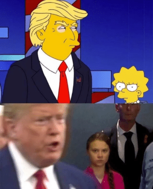 goatyellsateverything:  Jesus Christ are we living in the Simpson's timeline or what?!: goatyellsateverything:  Jesus Christ are we living in the Simpson's timeline or what?!