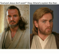 """COMMENT Amen if you believe in God and Jesus 🙏🙏  Posted by Evan McCormick on our Facebook group """"Just Jedi Memes"""": """"God and Jesus don't exist?"""" Okay Atheist's explain this then COMMENT Amen if you believe in God and Jesus 🙏🙏  Posted by Evan McCormick on our Facebook group """"Just Jedi Memes"""""""