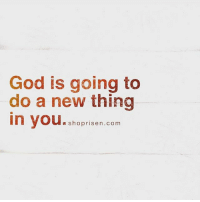 Blessed, Friends, and God: God is going to  do a new thing  in you.  繆shoprisen.com 👉 follow @full_of_glory 👈👑God bless praise the Lord he likes to be Glorified 📣✨ AMEN 🙏🏻 ( 👉🏻Share with you friends 👈🏻) God Jesus HolySpirit Jehova Lord Christ Bless memes sunday Somebody churchmemes memehistory Life Love My Yes Blessed instagood Bible GodBlessYou me Amazing mercy tbt You I live )