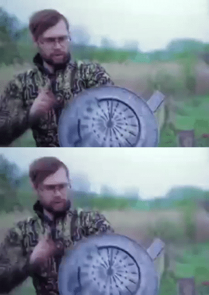 godtsol:  jooshcraft:  redarmyscreaming: Reenacting expertise.   WHERE'S THE SOURCE VIDEO  ArmorysmithCheck his lantern shield video on YouTube too.: godtsol:  jooshcraft:  redarmyscreaming: Reenacting expertise.   WHERE'S THE SOURCE VIDEO  ArmorysmithCheck his lantern shield video on YouTube too.