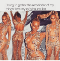 Yesssssssss **flips hair back n forth*** this is me 😏😂😂🖕🏽 firebitches: Going to gather the remainder of my  things from my ex's house like Yesssssssss **flips hair back n forth*** this is me 😏😂😂🖕🏽 firebitches