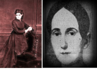 goingtoenglandjustfordoctorwho:  alex-gaskarths-leg-thing:  complete-fandomonium:  thenimbus:  eeriie:  Delphine LaLauriewas a sadistic socialite who lived in New Orleans. Her home was a chamber of horrors. On April 10, 1834, a fire broke out in the mansion's kitchen, and firefighters found two slaves chained to the stove. They appeared to have started the fire themselves, in order to attract attention. The firefighters were lead by other slaves to the attic, where the real surprise was. Over a dozen disfigured and maimed slaves were manacled to the walls or floors. Several had been the subjects of gruesome medical experiments.One man appeared to be part of some bizarre sex change, a woman was trapped in a small cage with her limbs broken and reset to look like a crab, and another woman with arms and legs removed, and patches of her flesh sliced off in a circular motion to resemble a caterpillar. Some had had their mouths sewn shut, and had subsequently starved to death, whilst others had their hands sewn to different parts of their bodies. Most were found dead, but some were alive and begging to be killed, to release them from the pain. LaLaurie fled before she could be bought to justice – she was never caught.  Holy shit this is real.  If you don't think female psychopathic sadists arent the most terrifying members of history….you're very VERY wrong.  I thought this was just someone american horror story made up omfg  This is horrifying. : goingtoenglandjustfordoctorwho:  alex-gaskarths-leg-thing:  complete-fandomonium:  thenimbus:  eeriie:  Delphine LaLauriewas a sadistic socialite who lived in New Orleans. Her home was a chamber of horrors. On April 10, 1834, a fire broke out in the mansion's kitchen, and firefighters found two slaves chained to the stove. They appeared to have started the fire themselves, in order to attract attention. The firefighters were lead by other slaves to the attic, where the real surprise was. Over a dozen disfigured and maimed slaves