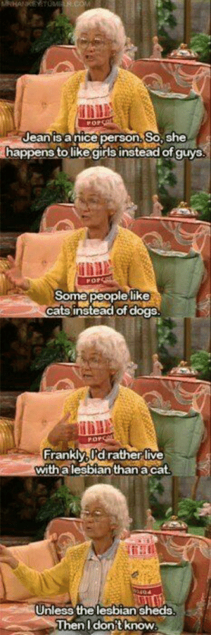 Golden Girls were ahead of their time: Golden Girls were ahead of their time