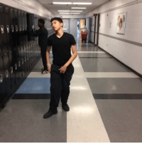 Lol, Omg, and Tumblr: goldenpoc: b-itch-y:  madeupmonkeyshit:  reblogging for the nigga in the back he dont know wus going on yet he just starts groovin lol  OMG  this was my favorite vine im so glad its back