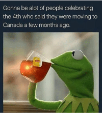 America, Facebook, and Instagram: Gonna be alot of people celebrating  the 4th who said they were moving to  Canada a few months ago. But that's none of my business... sickening to see how hypocritical these liberals are... they have not a clue why patriotism is. july4th independenceday 4thofJuly trumpmemes liberals libbys democraps liberallogic liberal maga conservative constitution presidenttrump resist thetypicalliberal typicalliberal merica america stupiddemocrats donaldtrump trump2016 patriot trump yeeyee presidentdonaldtrump draintheswamp makeamericagreatagain trumptrain triggered CHECK OUT MY WEBSITE AND STORE!🌐 thetypicalliberal.net-store 🥇Join our closed group on Facebook. For top fans only: Right Wing Savages🥇 Add me on Snapchat and get to know me. Don't be a stranger: thetypicallibby Partners: @theunapologeticpatriot 🇺🇸 @too_savage_for_democrats 🐍 @thelastgreatstand 🇺🇸 @always.right 🐘 @keepamerica.usa ☠️ @republicangirlapparel 🎀 @drunkenrepublican 🍺 TURN ON POST NOTIFICATIONS! Make sure to check out our joint Facebook - Right Wing Savages Joint Instagram - @rightwingsavages