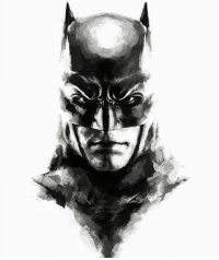 """Good evening Gothamites and I hope you're all having a terrific Tuesday! In a bit we will continue our current session """"The ABC's of The Joker""""! To kick off this day, here is a Batfleck piece by illustrator @Johnaslarona! To see more of their works, please visit @Johnaslarona's websites at twitter.com-johnaslarona, johnaslarona.bigcartel.com- and """"like"""" @Johnaslarona on Facebook at Facebook.com-johnaslaronaarts! Thanks for following and we'll have more History of the Batman soon! ✌🏼💙🦇🎨: Good evening Gothamites and I hope you're all having a terrific Tuesday! In a bit we will continue our current session """"The ABC's of The Joker""""! To kick off this day, here is a Batfleck piece by illustrator @Johnaslarona! To see more of their works, please visit @Johnaslarona's websites at twitter.com-johnaslarona, johnaslarona.bigcartel.com- and """"like"""" @Johnaslarona on Facebook at Facebook.com-johnaslaronaarts! Thanks for following and we'll have more History of the Batman soon! ✌🏼💙🦇🎨"""