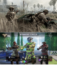 Meme, Call of Duty, and Game: Good Game  WINNERS CIRCLE  COP  Thceates  Boast  2  5305  3  5130  6950  Freefarm  tom Reapet15  AN Call of Duty - Then and Now Meme Generator - Imgflip